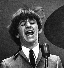 Ringo Starr Ed Sullivan Show 1964